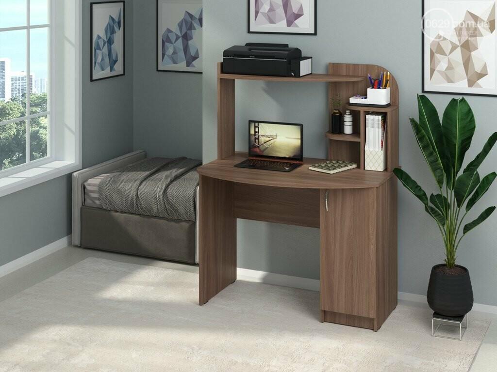 Компьютерный стол в интерьере. Как правильно выбрать модель?, фото-1
