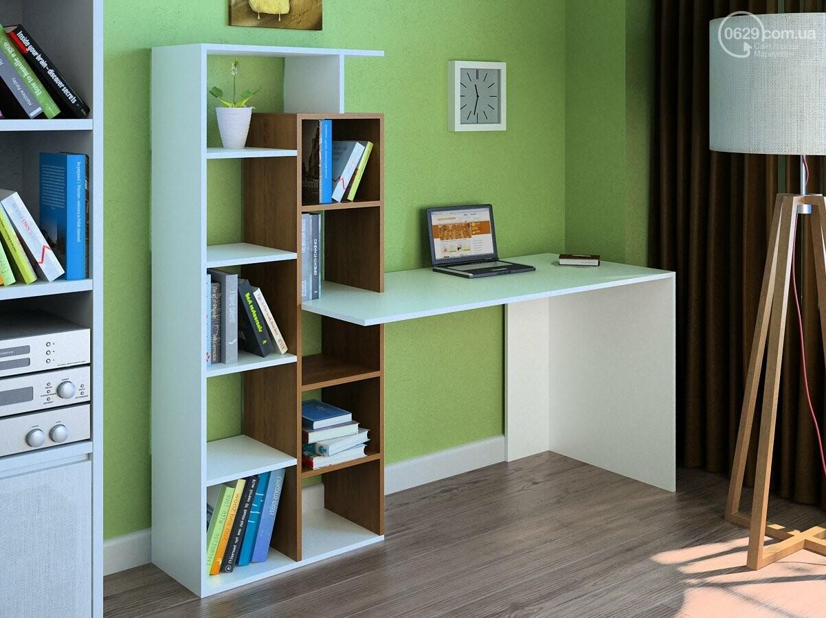 Компьютерный стол в интерьере. Как правильно выбрать модель?, фото-3