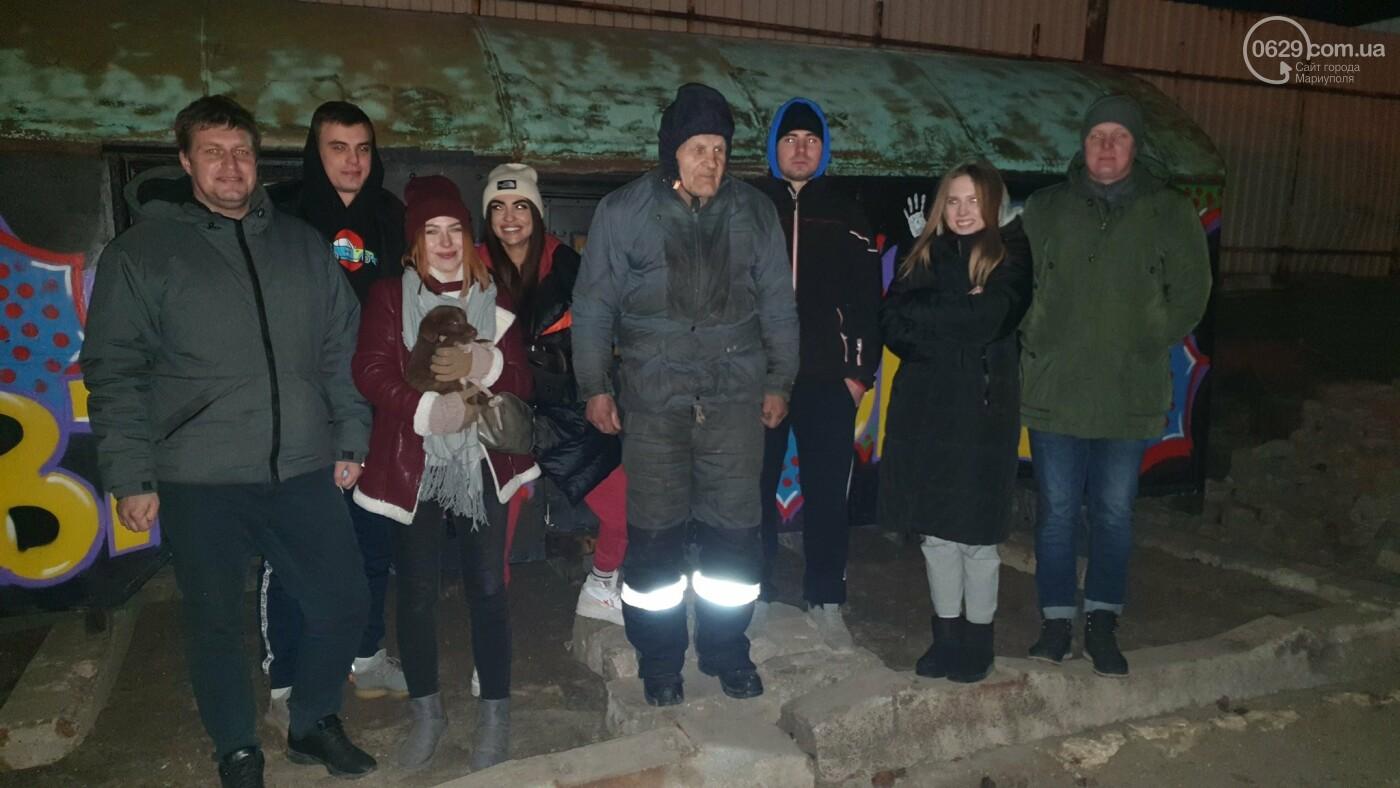 """Мариупольцы подарили новый дом вынужденному соседу """"Амстора"""", - ФОТО, ВИДЕО, фото-2"""