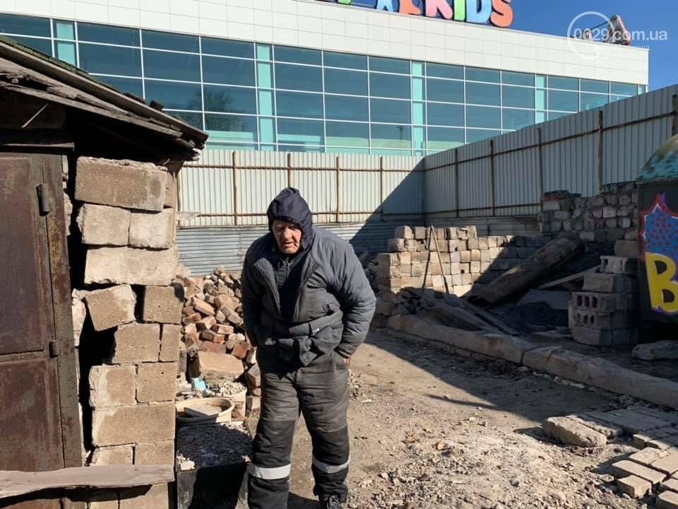 """Мариупольцы подарили новый дом вынужденному соседу """"Амстора"""", - ФОТО, ВИДЕО, фото-7"""