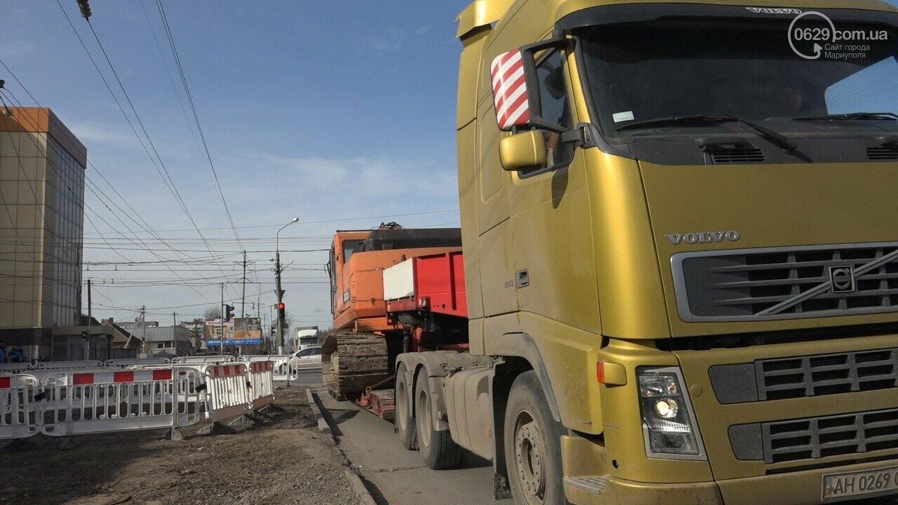 Регулярно раз в год. В Мариуполе на Митрополитской снова масштабная авария на канализационном коллекторе, фото-14