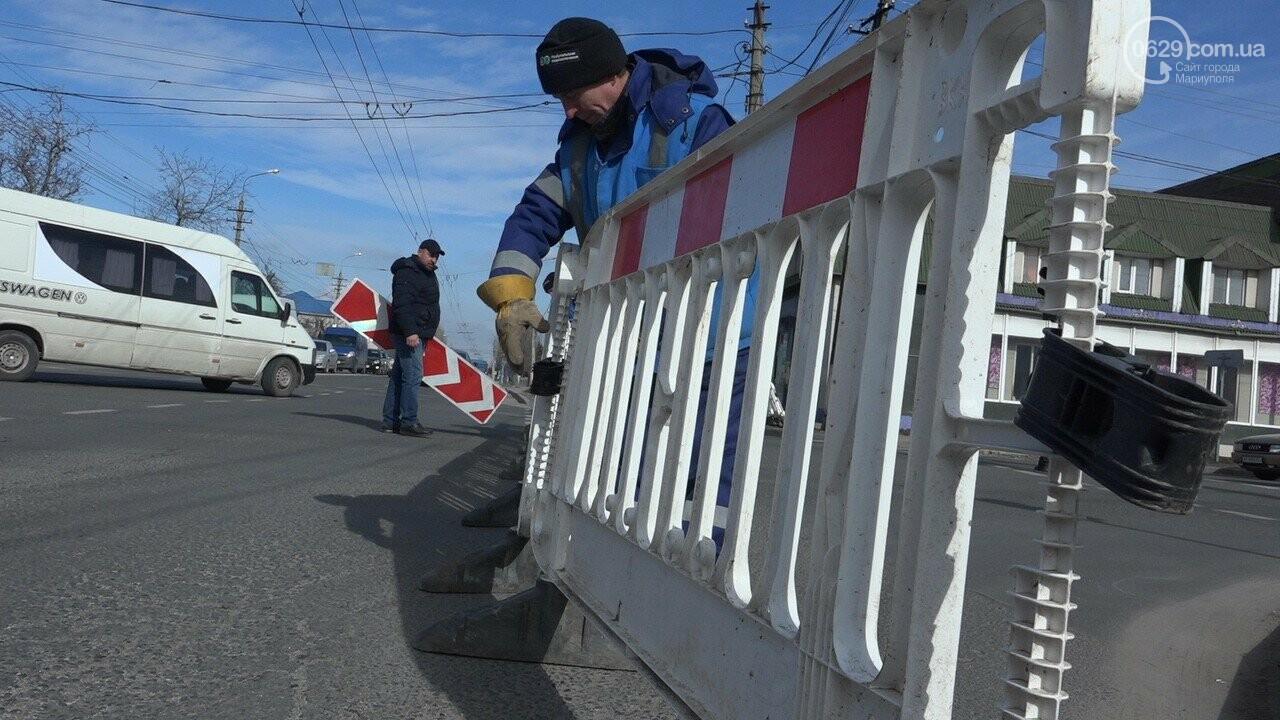 Регулярно раз в год. В Мариуполе на Митрополитской снова масштабная авария на канализационном коллекторе, фото-9