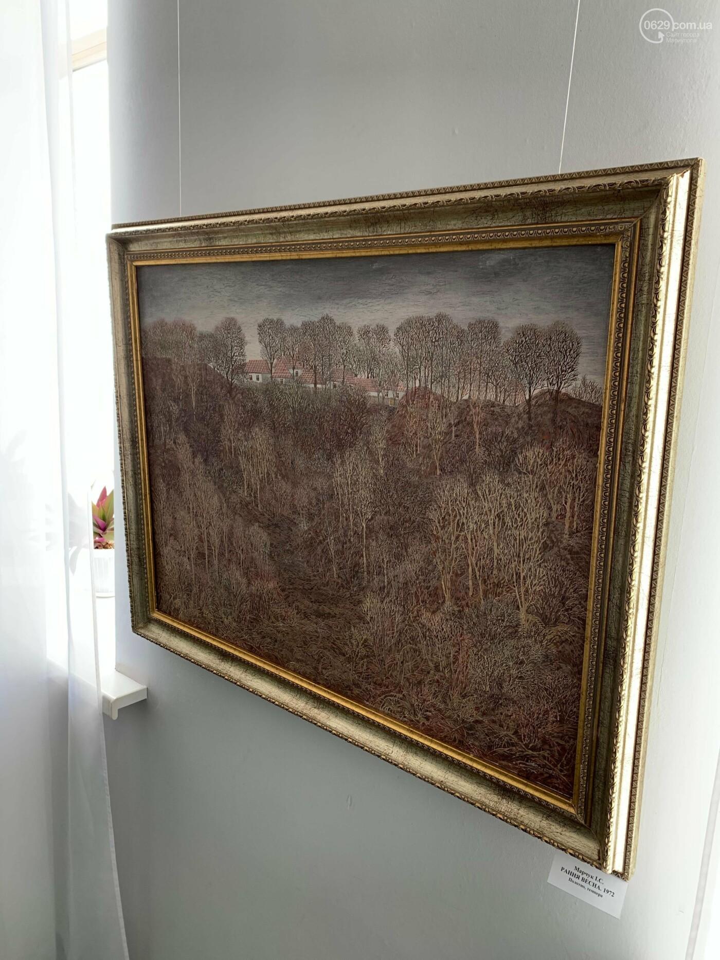 Гості з минулого. В Маріуполі відтворили виставку 1973 року, зібрав 60 шедеврів живопису - ФОТОРЕПОРТАЖ, фото-3