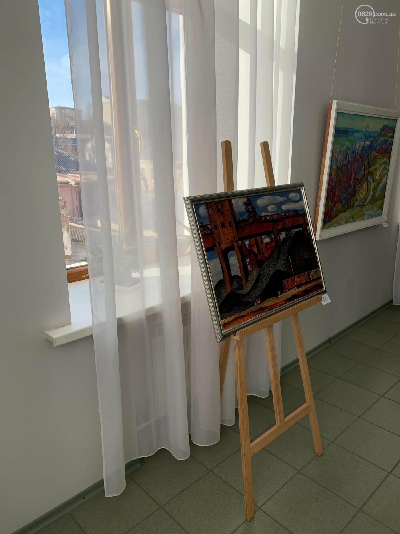 Гості з минулого. В Маріуполі відтворили виставку 1973 року, зібрав 60 шедеврів живопису - ФОТОРЕПОРТАЖ, фото-5