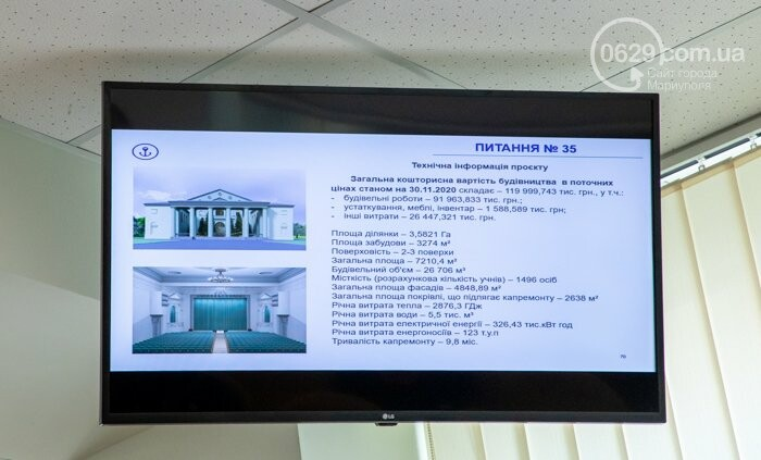 Мэр Мариуполя анонсировал, какие объекты построят и откроют в этом году, фото-1