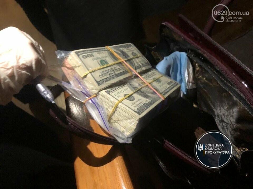 Поймали на крупном.В Мариуполе будут судить двух чиновников, уличенных  в получении взятки  (ФОТО), фото-4