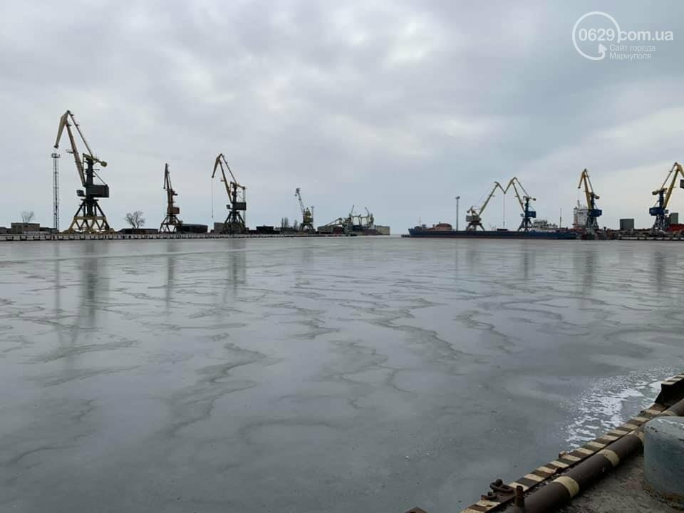 Судоремонтный завод объявил об остановке  предприятия и угрожает Мариуполю экологической катастрофой, - ФОТО, фото-4