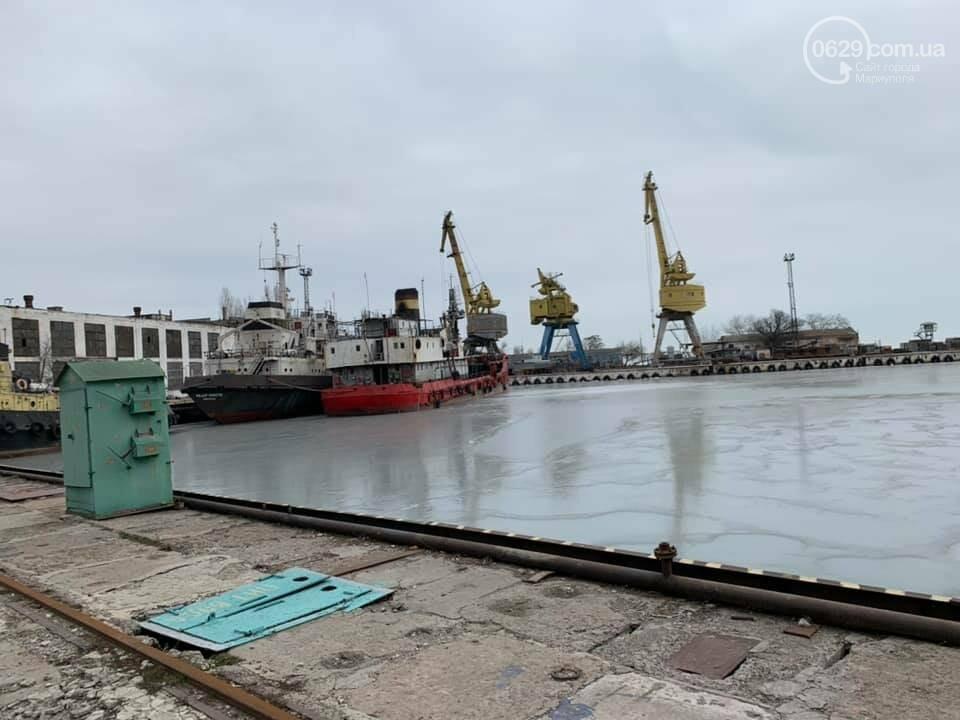 Судоремонтный завод объявил об остановке  предприятия и угрожает Мариуполю экологической катастрофой, - ФОТО, фото-7