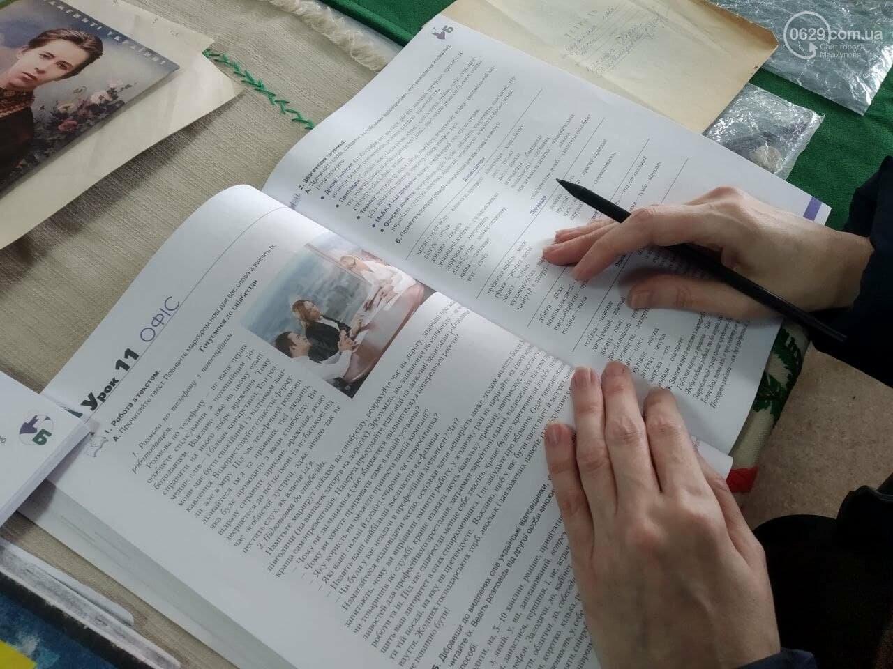 Как в Мариуполе решают языковой вопрос, - ФОТО, фото-5