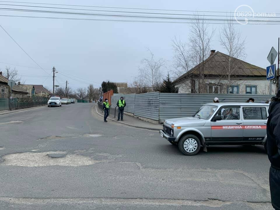 В Мариуполе сотрудники судоремонтного завода перекрыли дорогу,- ФОТО, ВИДЕО, фото-2