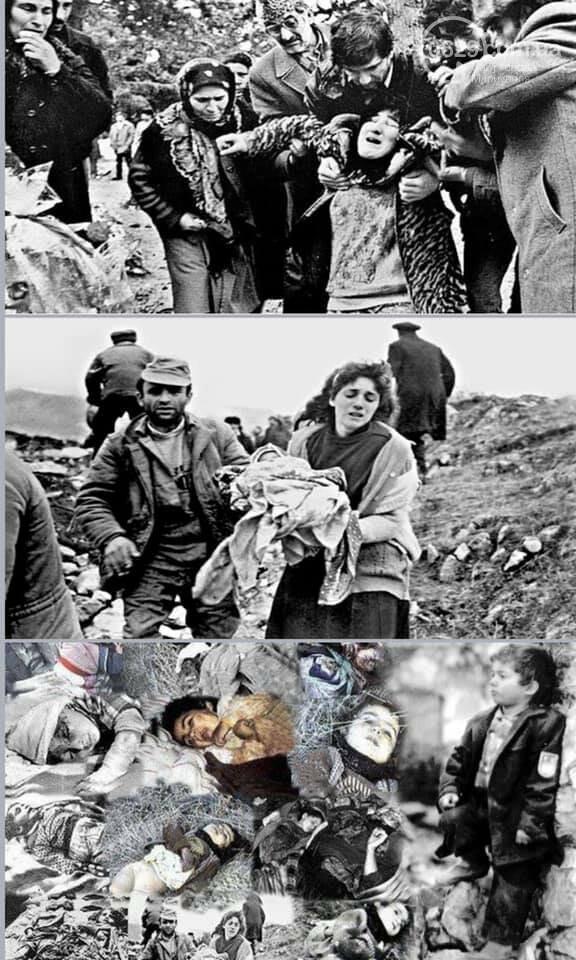 В Мариуполе азербайджанская община почтила память жертв Ходжалинской трагедии, - ФОТО, фото-8