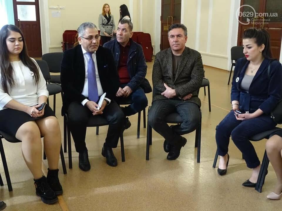В Мариуполе азербайджанская община почтила память жертв Ходжалинской трагедии, - ФОТО, фото-2
