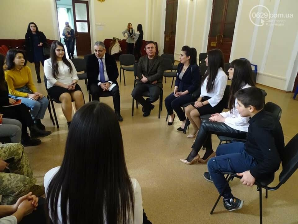 В Мариуполе азербайджанская община почтила память жертв Ходжалинской трагедии, - ФОТО, фото-1