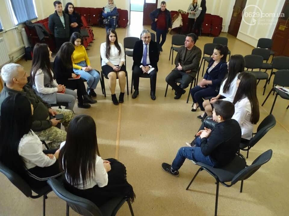 В Мариуполе азербайджанская община почтила память жертв Ходжалинской трагедии, - ФОТО, фото-3