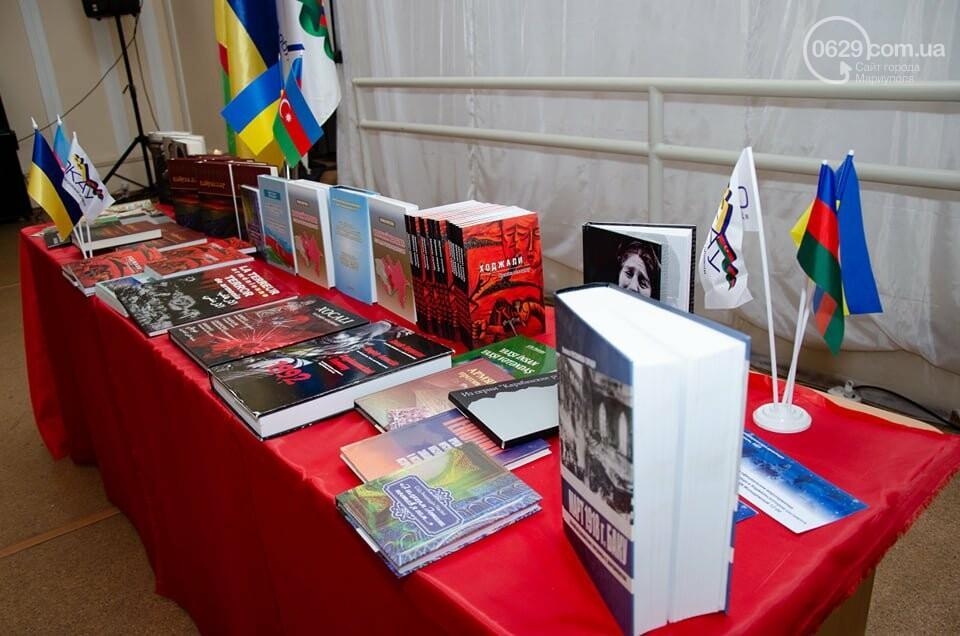 В Мариуполе азербайджанская община почтила память жертв Ходжалинской трагедии, - ФОТО, фото-12