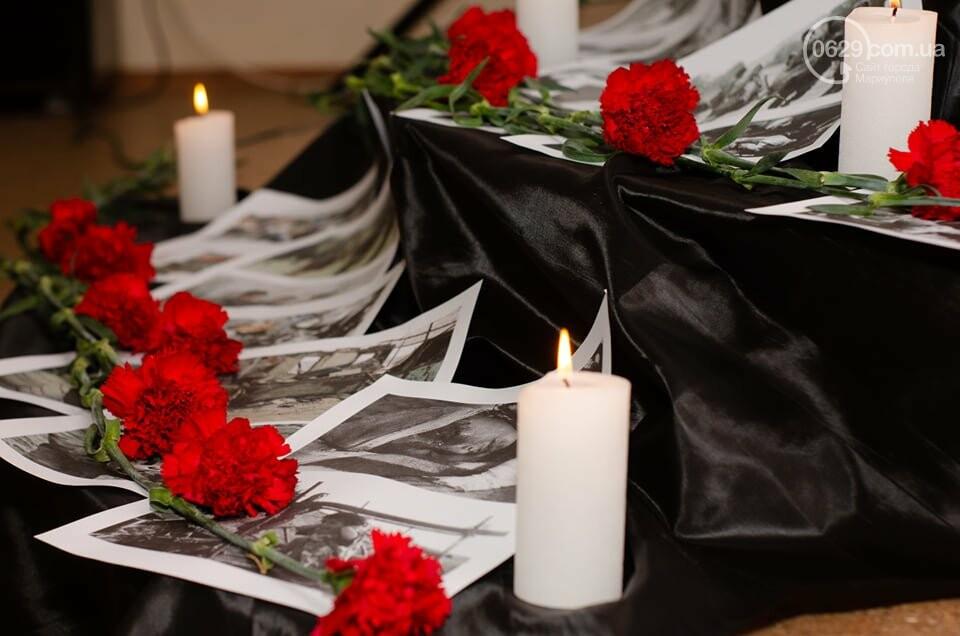 В Мариуполе азербайджанская община почтила память жертв Ходжалинской трагедии, - ФОТО, фото-16