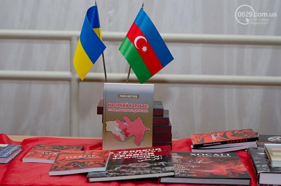 В Мариуполе азербайджанская община почтила память жертв Ходжалинской трагедии, - ФОТО, фото-13
