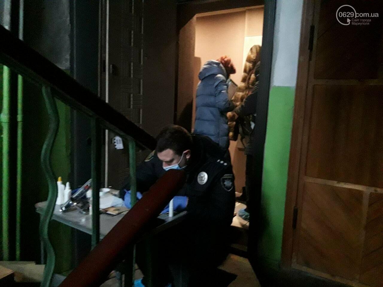 Двойное убийство в центре Мариуполя: погибла молодая пара, - ФОТО, фото-1