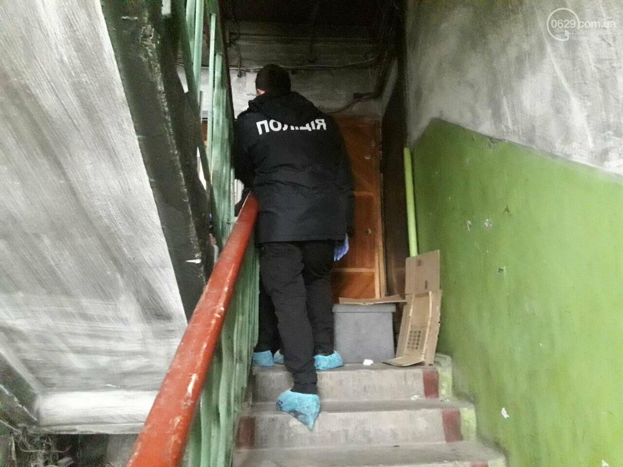 Двойное убийство в центре Мариуполя: погибла молодая пара, - ФОТО, фото-2