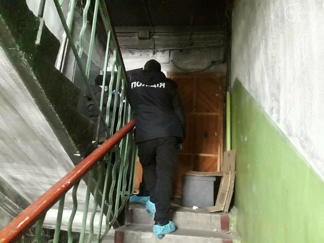 Двойное убийство в центре Мариуполя: погибла молодая пара, - ФОТО, фото-3