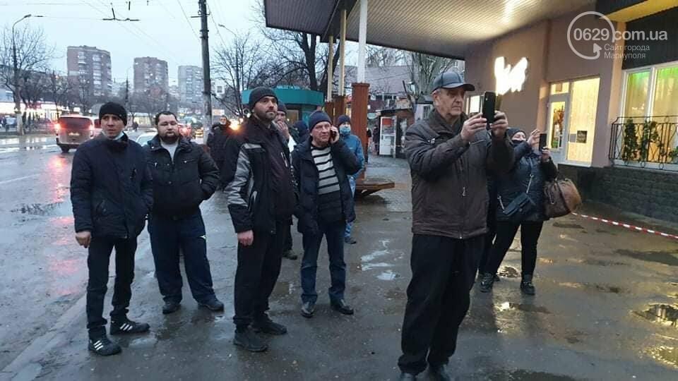 """В Мариуполе горит """"Веселый Роджер"""",- ФОТО, фото-3"""