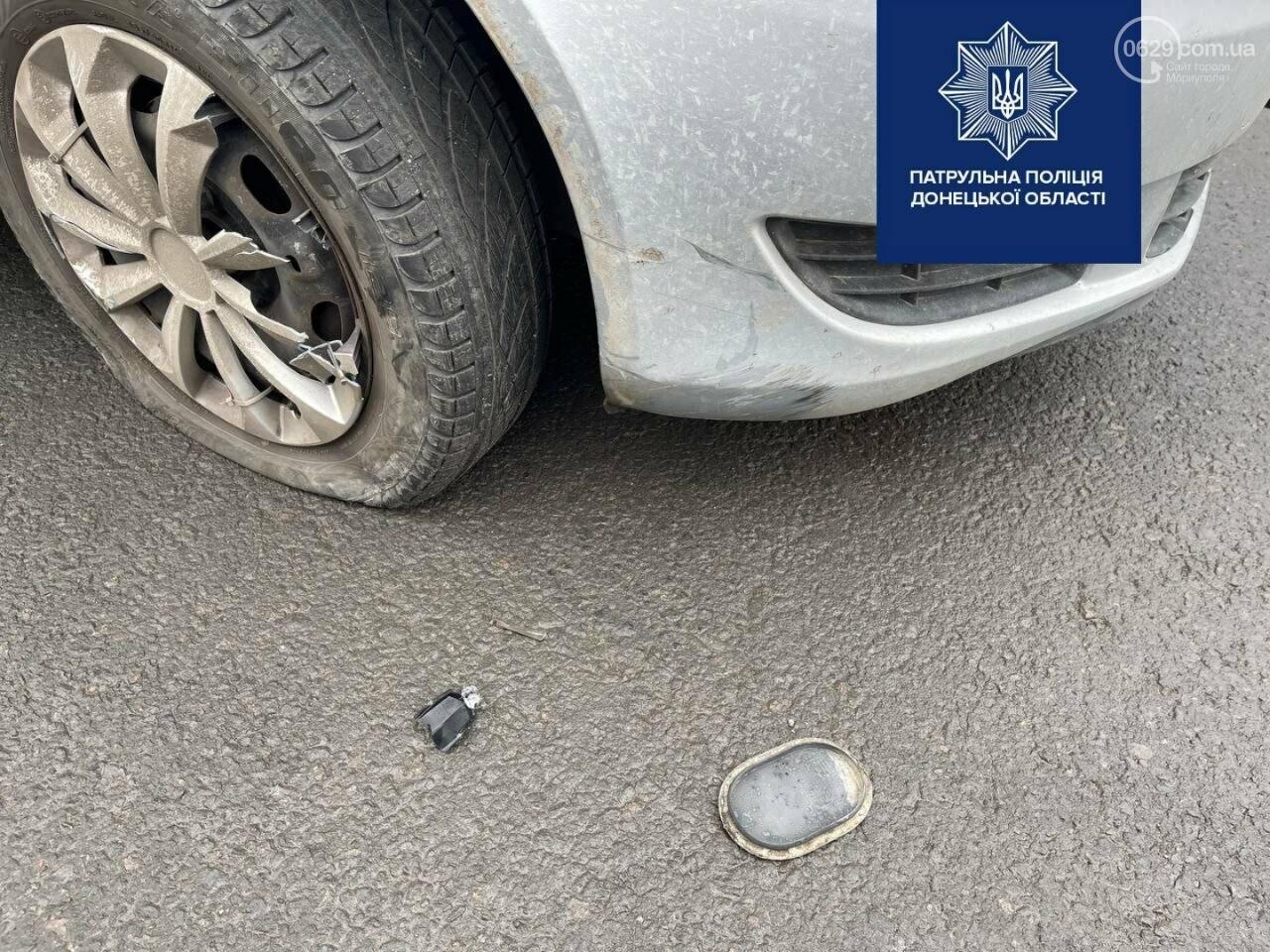 В Мариуполе ребёнок на квадроцикле попал под  колеса авто,- ФОТО, фото-1