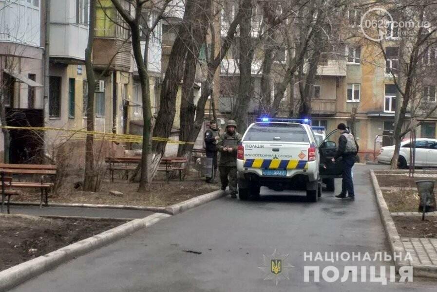 """Мариуполец """"заминировал"""" квартиру, - ФОТО, фото-1"""