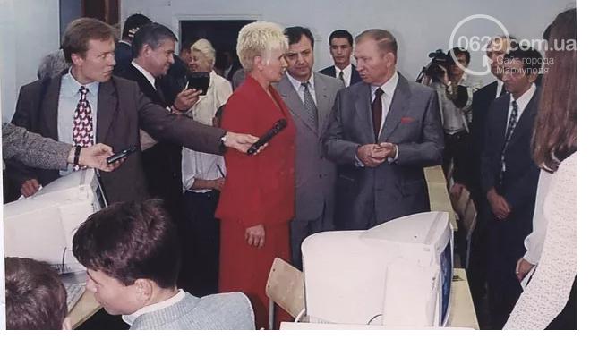 ТОП-5 знаменитостей, побывавших с визитами в Мариуполе в прошлом веке, - ФОТО, фото-1