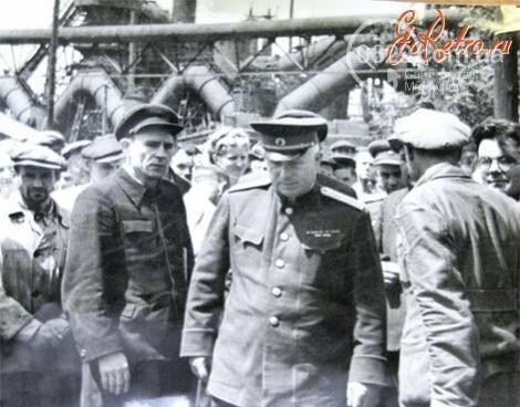 ТОП-5 знаменитостей, побывавших с визитами в Мариуполе в прошлом веке, - ФОТО, фото-6