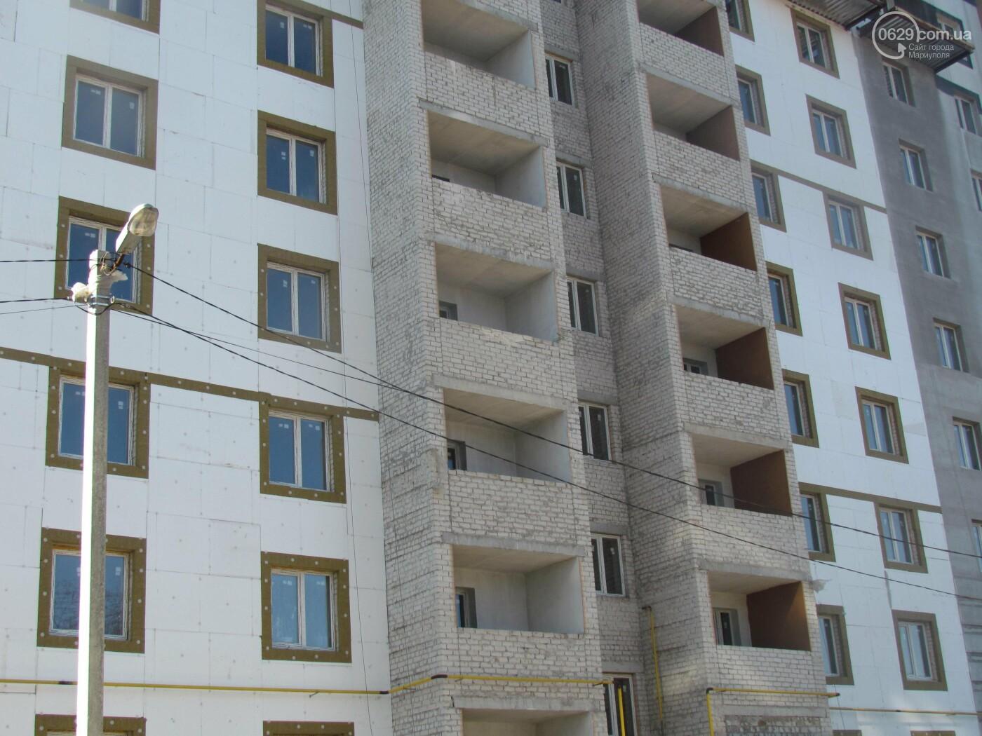 В Мариуполе из бюджета выделили 15 млн грн на строительство дома для СБУ, - ФОТОРЕПОРТАЖ с места строительства, фото-2