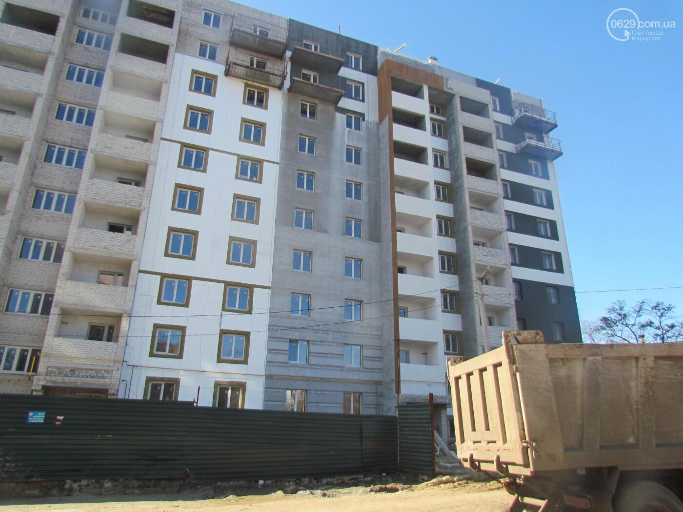 В Мариуполе из бюджета выделили 15 млн грн на строительство дома для СБУ, - ФОТОРЕПОРТАЖ с места строительства, фото-3