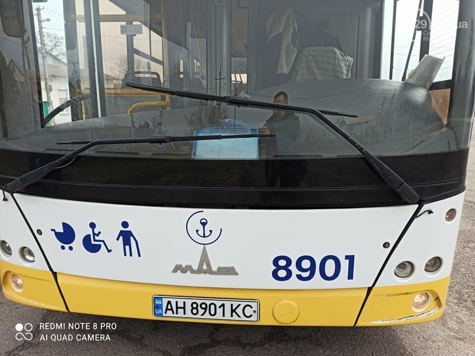 В Мариуполе маршрут коммунального автобуса продлили до отдаленного села, - ФОТО, фото-3