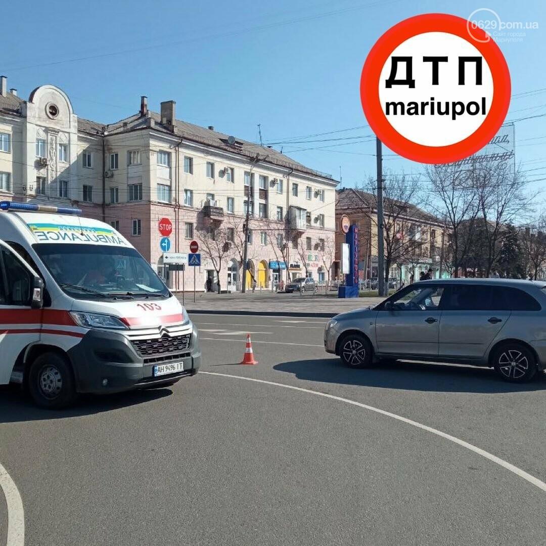 В Мариуполе автомобиль сбил велосипедиста, - ФОТО, фото-2