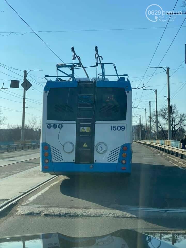 В Мариуполе власти тестируют новые троллейбусы, а мариупольцы скучают по  автобусу 24т, - ФОТО, фото-3