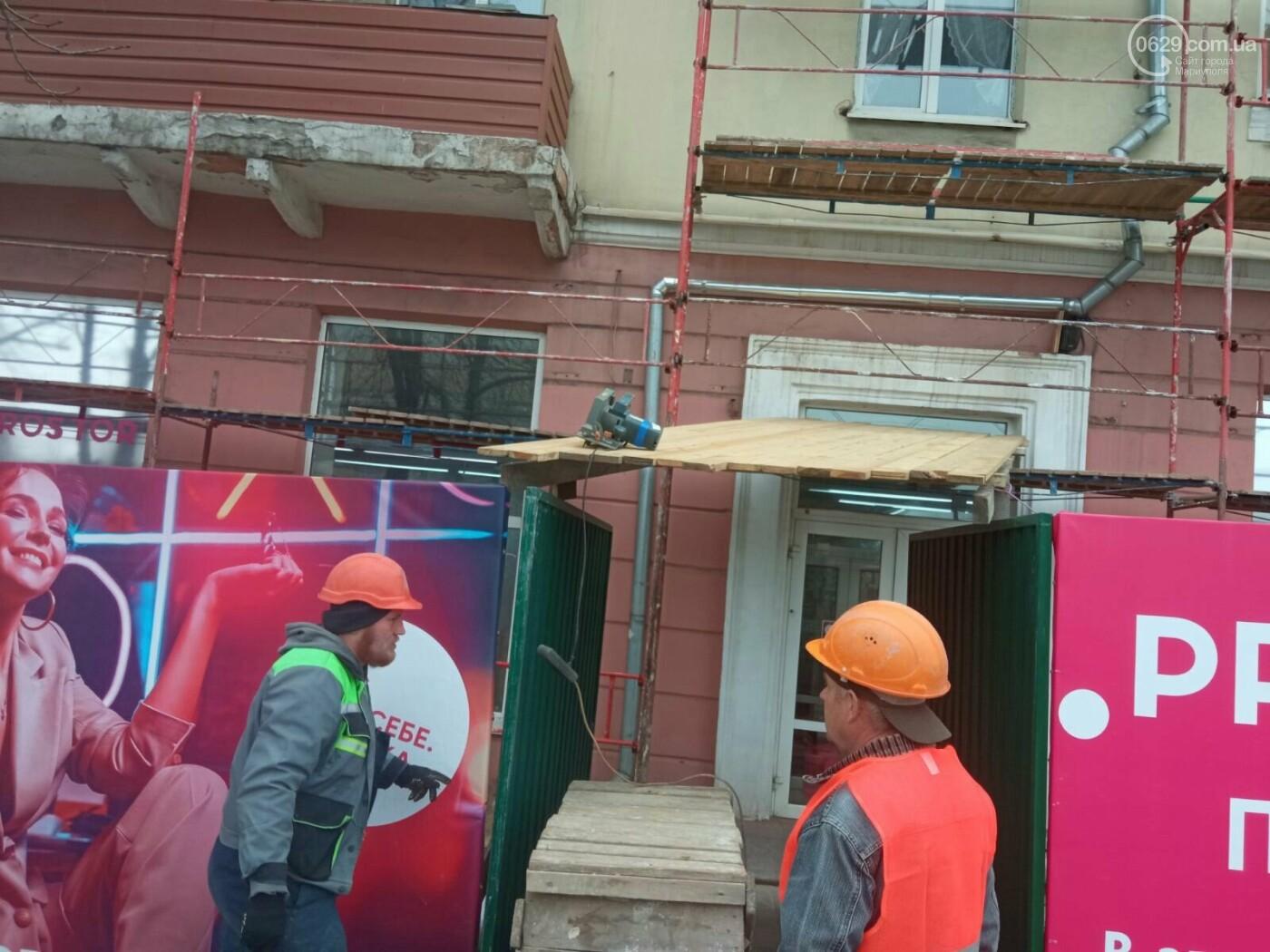 В Мариуполе отремонтируют здание с часами, - ФОТО, фото-3