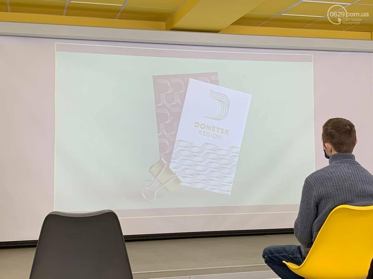 Гравюра чи ковила? У Маріуполі обирали новий бренд Донецької області, - ФОТО, фото-7