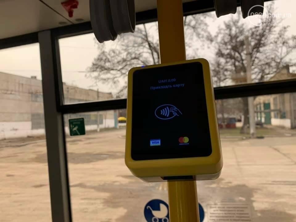 В мариупольском  автобусе появился первый валидатор. Что это такое, и зачем он нужен,- ФОТО, фото-2