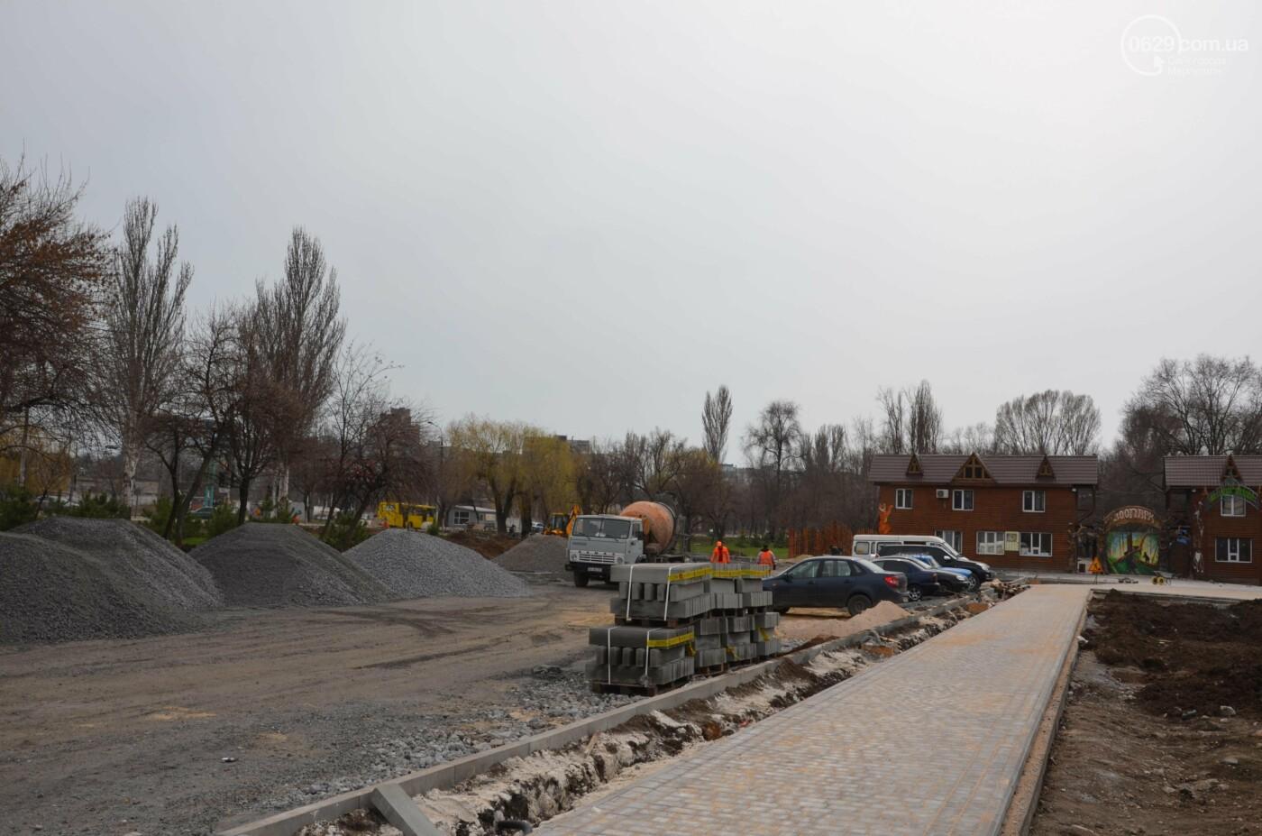 4 года в ремонте! В Мариуполе парк им. Гурова готовится к открытию, - ФОТОРЕПОРТАЖ, фото-4
