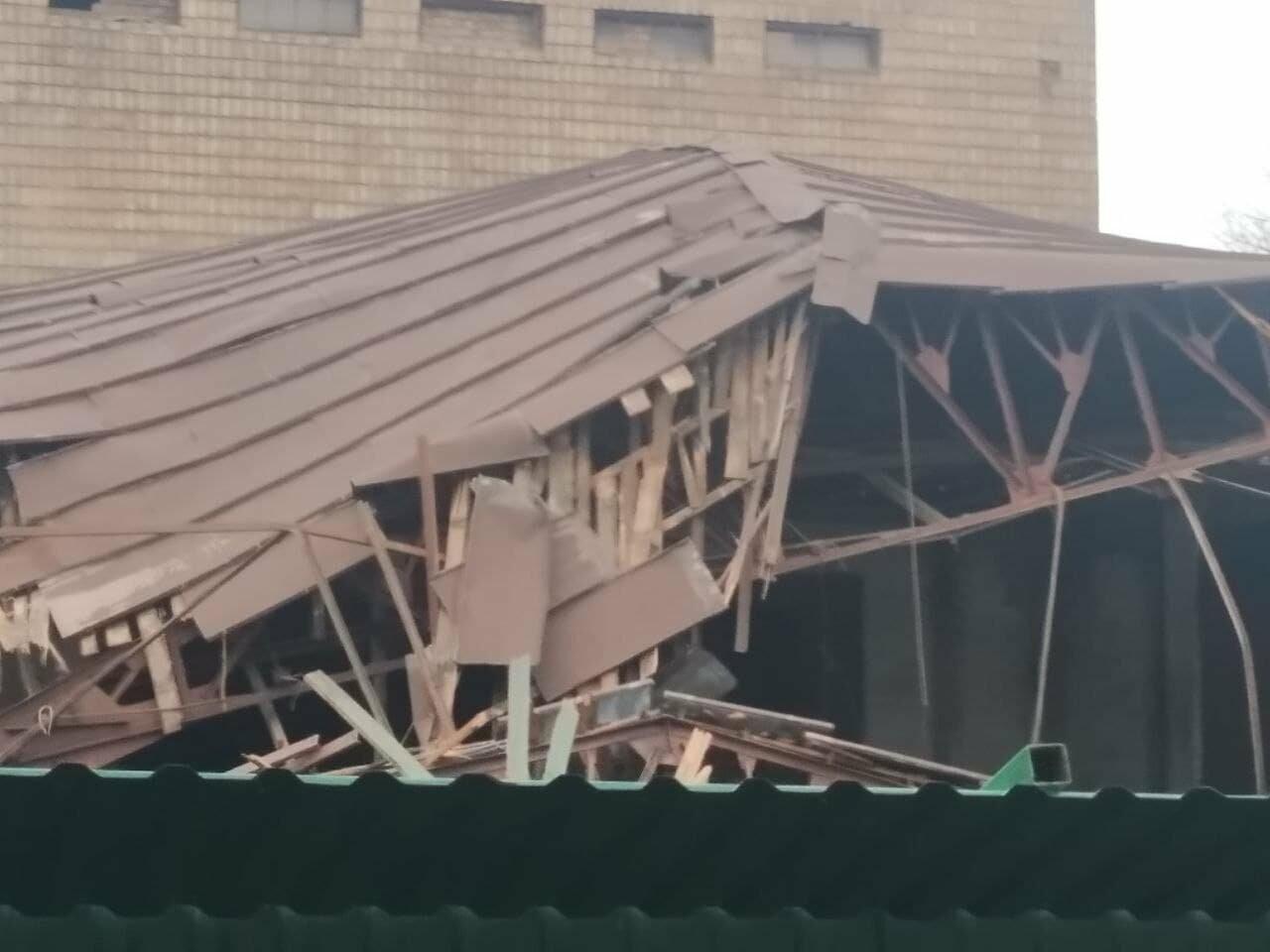 Летний театр в Городском саду – разрушен. Метинвест поспешил разделаться со зданием, - ФОТО, ВИДЕО, фото-2