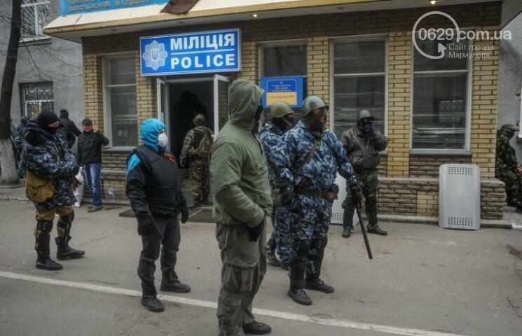 Как начиналась война. 7 лет назад боевики захватили Славянск, - ФОТО, фото-8