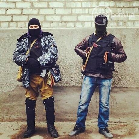 Как начиналась война. 7 лет назад боевики захватили Славянск, - ФОТО, фото-3