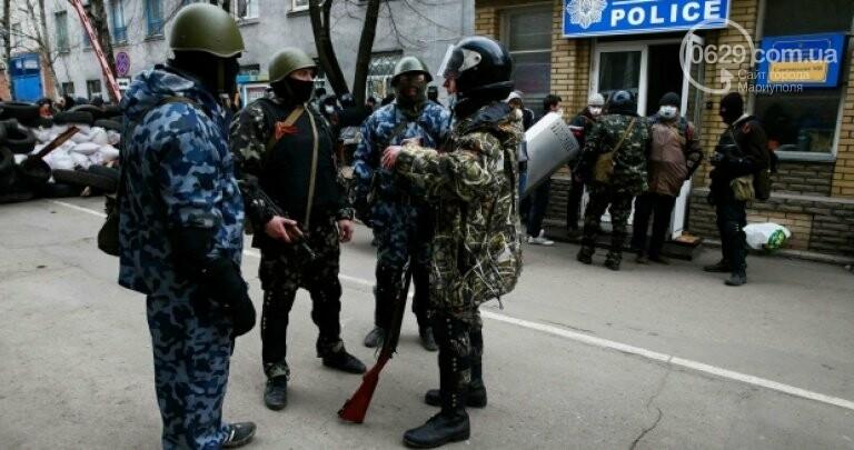 Как начиналась война. 7 лет назад боевики захватили Славянск, - ФОТО, фото-5