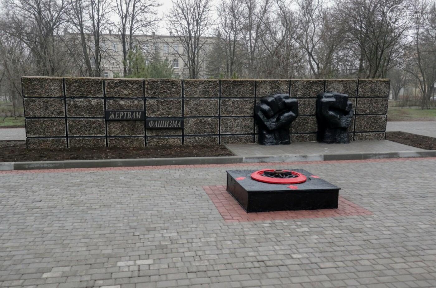 «Выкупили за 3 рейхсмарки». В Мариуполе возложили цветы в память об узниках фашистских концлагерей, - ФОТО, фото-2