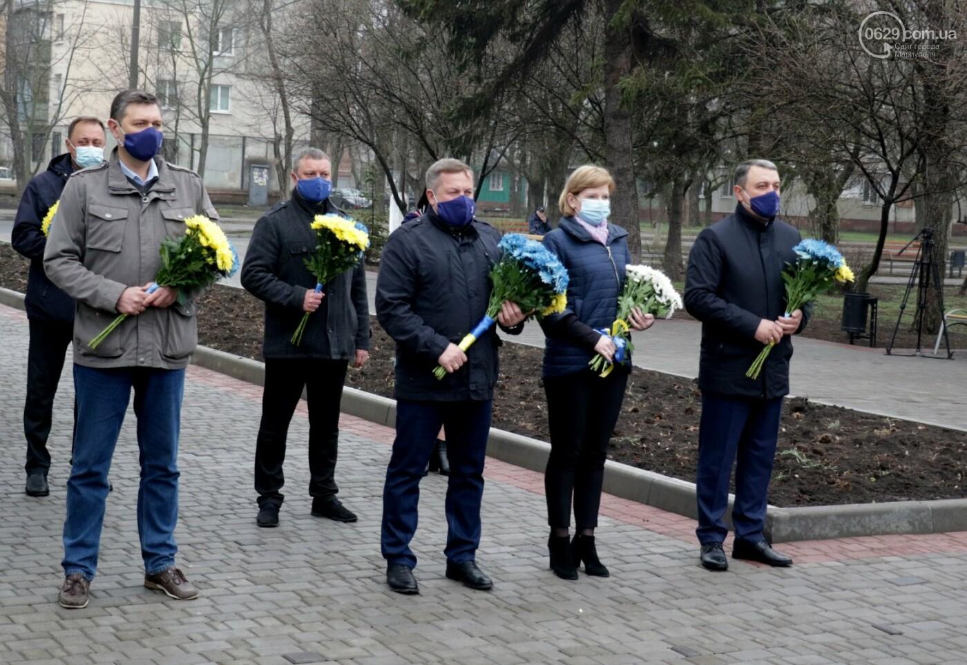 «Выкупили за 3 рейхсмарки». В Мариуполе возложили цветы в память об узниках фашистских концлагерей, - ФОТО, фото-3