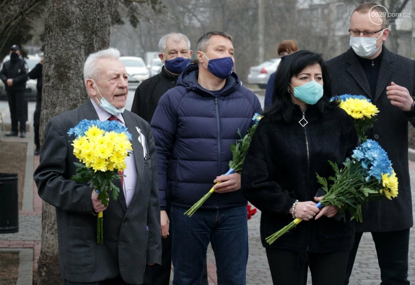 «Выкупили за 3 рейхсмарки». В Мариуполе возложили цветы в память об узниках фашистских концлагерей, - ФОТО, фото-5