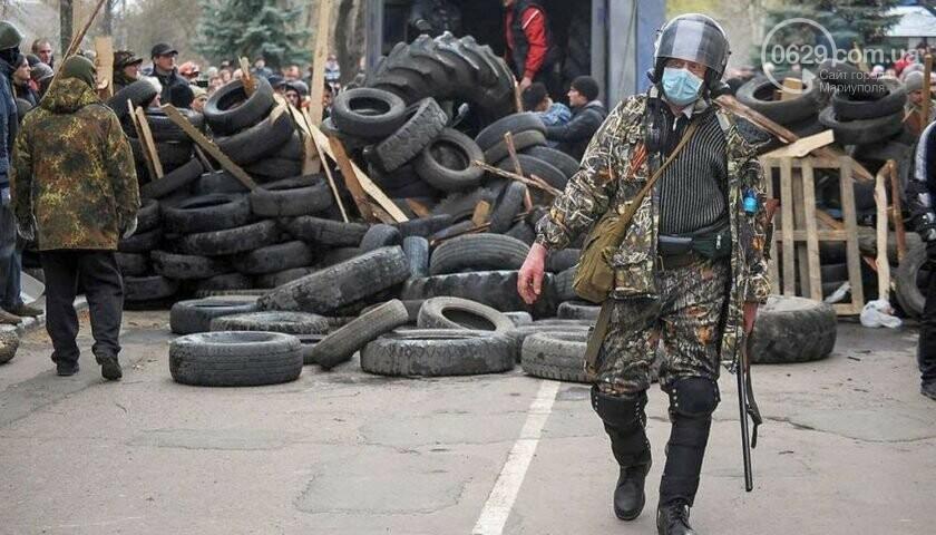 Как начиналась война. 7 лет назад боевики захватили Славянск, - ФОТО, фото-2