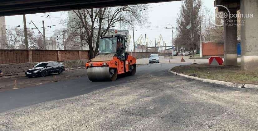 Долгожданный ремонт. В Мариуполе наконец-то уложат новый асфальт на проспекте Лунина, - ФОТО, фото-5