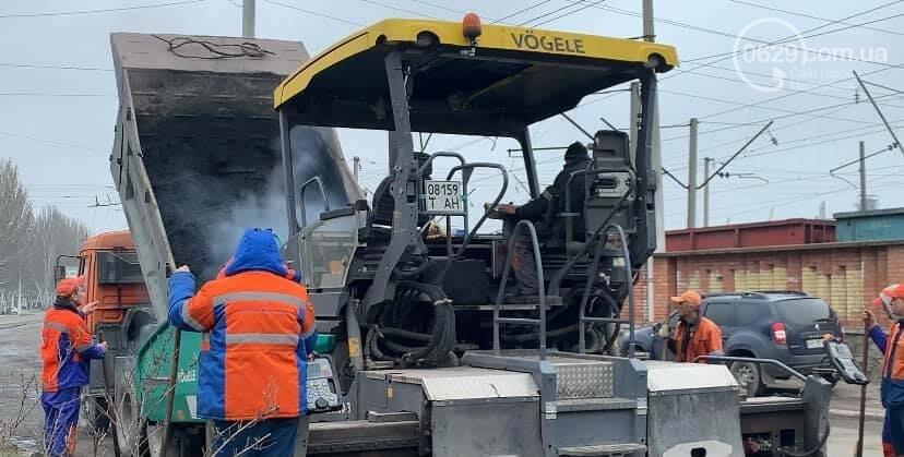 Долгожданный ремонт. В Мариуполе наконец-то уложат новый асфальт на проспекте Лунина, - ФОТО, фото-4