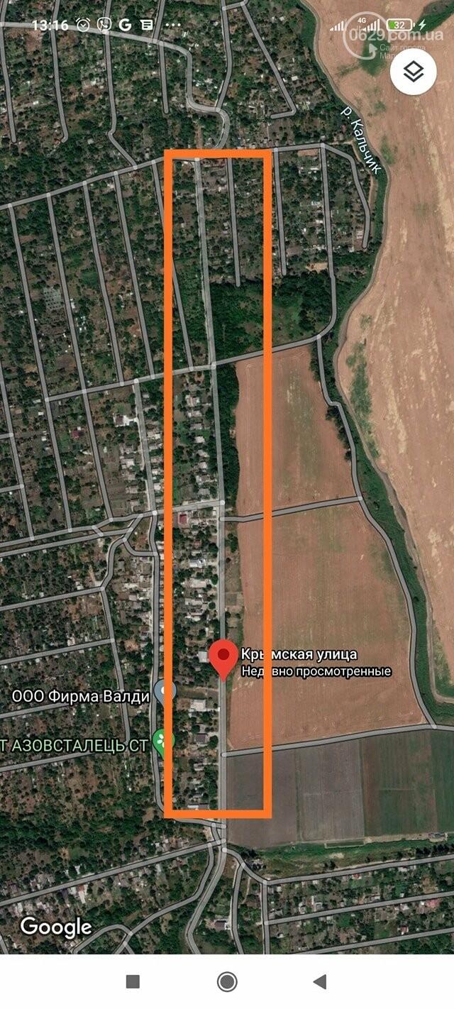 """В Мариуполе дорога, ведущая на кладбище, превратилась в """"поле боя"""", фото-1"""