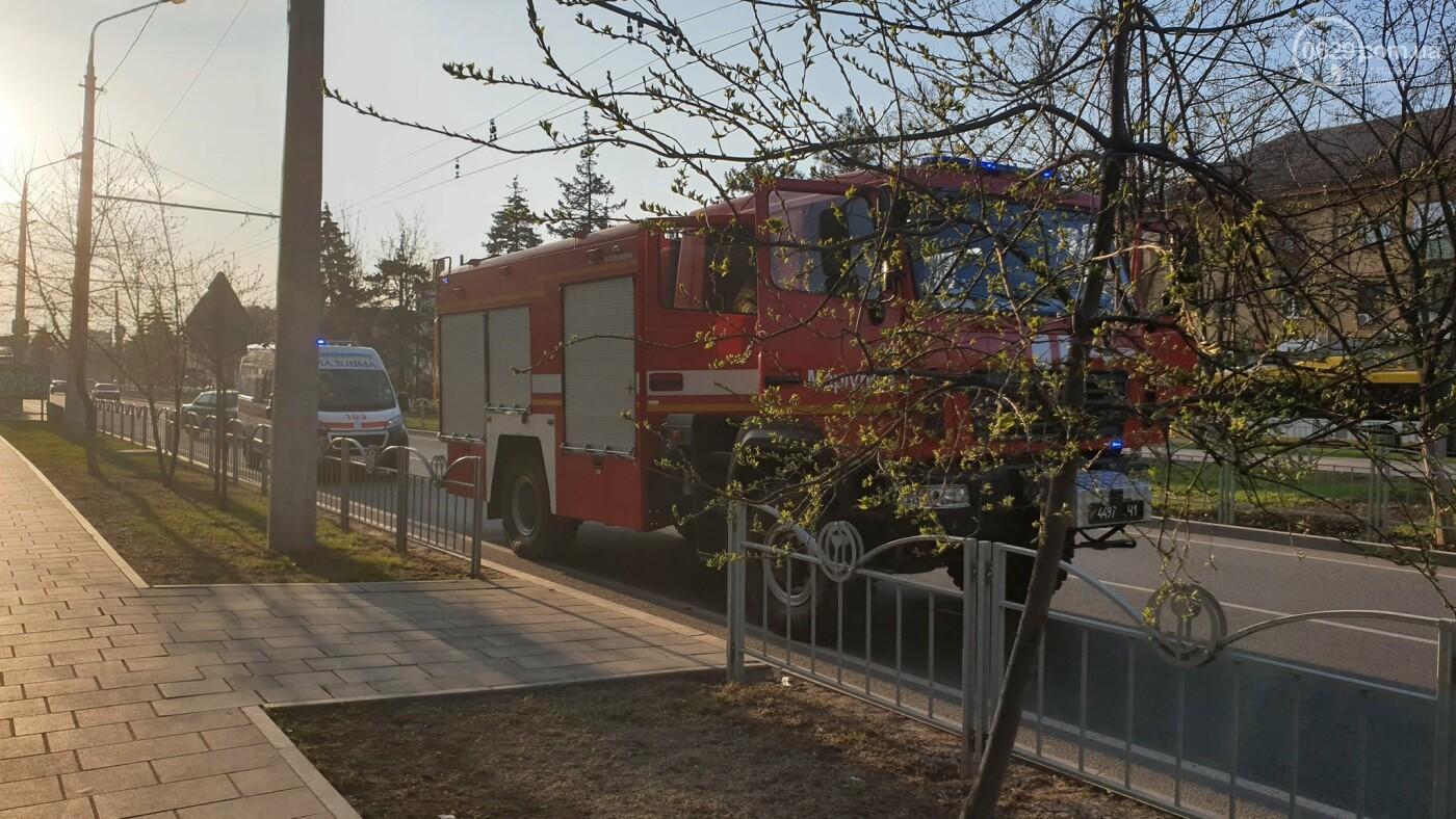 В Мариуполе на  пр. Победы был обнаружен подозрительный предмет, - ФОТО, фото-1